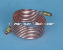 Capillary Tube with Nuts