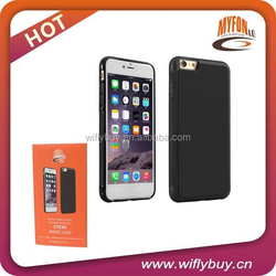 Hot Selling anti gravity tpu pc Cell Phone case For iphone 6 case