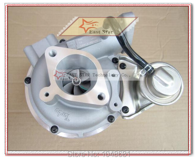 RHF4H 14411-VK500 VB420058 Turbine Turbocharger For NISSAN Navara 2.5DI X-Trail 2001-03 2.2DI MD22 2.5L 133HP YD22ETI 2.2L 136HP