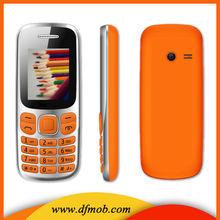 High Quality 1.8 inch Screen Unlocked Quad Band Dual SIM Card whatsapp facebook GPRS GSM Celular Phone 312+