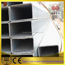 Hot dipped Galvanized Welded square Steel Pipe