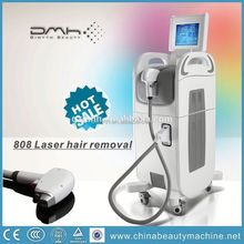 TEC + Sapphire Contact Cooling diode laser hair removal sale / 808nm laser hair removal machine