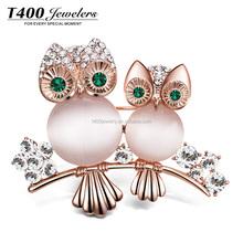 T400-Fashion Brooches Bird Jewelry