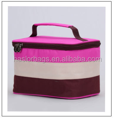 Coloré design de mode crème glacée sac isotherme pour pique - nique