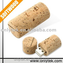 Promotional cheap bulk gifts Soft wooden USB Drive ,competer accessories