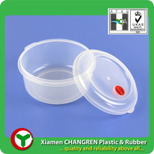 Plastic container for food, PP, OEM plastic food container