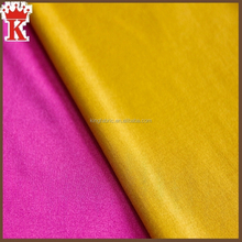 China supplier wholesale solid dyed or printed 4 way stretch knitted lycra underwear fabric polyester spandex fabric