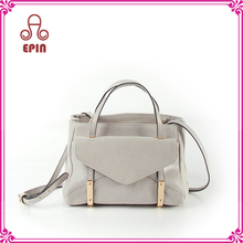 EPB-0123 European Style Women Tote handbag Satchel Supplier Cowhigh Genuine Leather Bags Women Manufacturer 2016