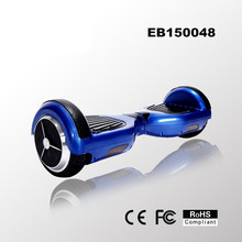 blue china fashion and comfortable hot sale self balancing scooter electric scooter