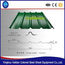 Blue Coated Color Sheet Metal for Roofing Tile