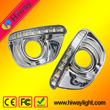 hiway Car led daylight for jeep compass CE ROHS LED daytime running light