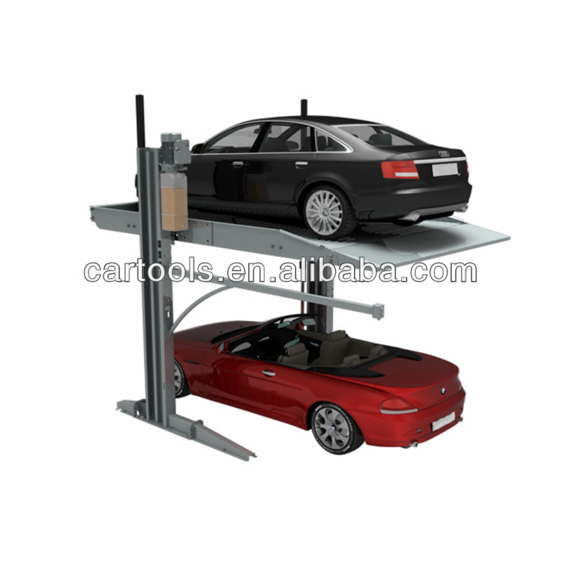 Double Level Home Garage Car Lifts Buy Double Deck