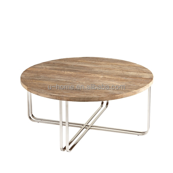 Stainless Steel Round Coffee Table Stainless Steel Table Metal Table
