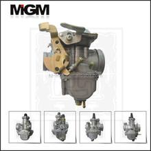 Ht tienda de la motocicleta calidad OEM remanufacturados carburador sistemas