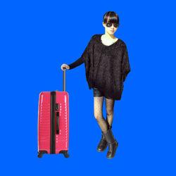 OEM trolley luggage bag suitcase maleta, China Brand Customize Factory