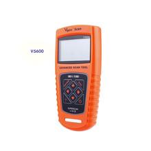VgateScan Advanced Scanner Automotive scanner car alarms OBD OBD II 2 OBD2 Diagnose Code Reader Scanner VS600
