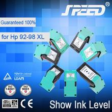Ink visible for hp 97 printer remanufactured ink cartridge with 7 Day Delivery Time