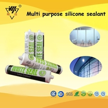 China Suppler Chemicals Neutral Best Multi Purpose Silicone Sealant