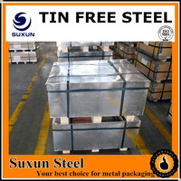 Tinplate TFS Tin Free Steel Sheet/Coil Scroll Sheet