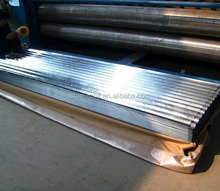 Latest price of Corrugated Steel Roofing Sheet/Zinc Aluminum Roofing Sheet/Metal Roof