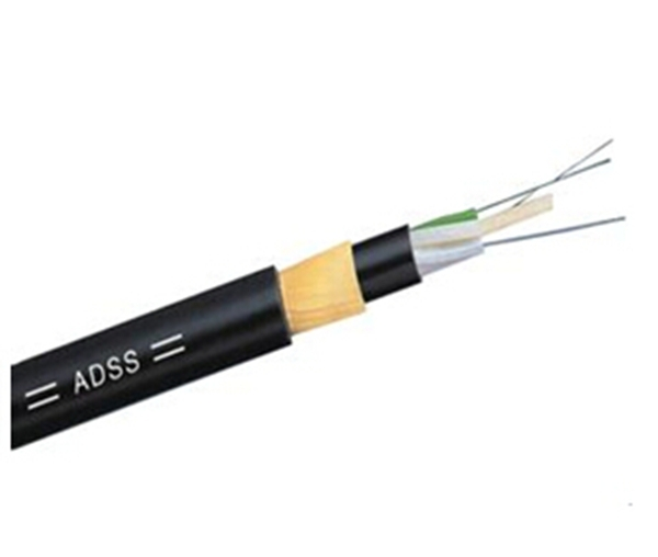 Self Supporting Adss 12 Core Optic Fiber Cable Price