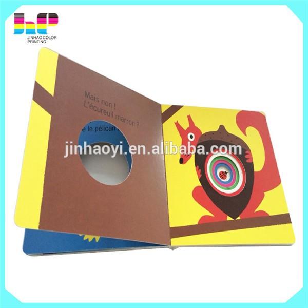 Baby board Book,Baby photo album,book printing & binding