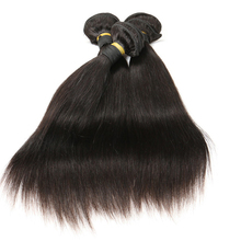 brazilian 7A grade natural color silky straight wave virgin hair weft high quality wholesale
