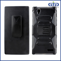 [GGIT] Rotatable holster combo case phone case with holder for sony z3