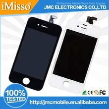 Factory Price Original Telefone Movil LCD Screen for iPhone 4 LCD, Wholesale for iPhone 4 Digitizer