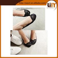 girl lace boot socks fancy lace socks latex free socks