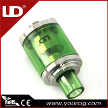 goblin rta mini / UD zephyrus / with glass tube and glass drip tip heat resistant pyrex tank goliath v2 tank