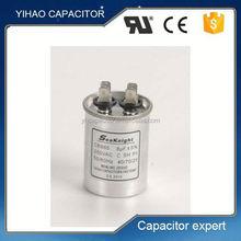 CBB60 Washing Machine Capacitor 450vac 12+4uf (UL,VDE,ROHS,CE,CQC CAS approval)