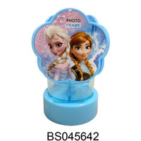 OFF 20% DIY 3 In 1 Musical Plastic Pen Holder with Frozen Photo Frame