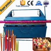 Large Capacity wax candle making machine price for export