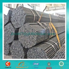 hollow section hard bright iron tubes made in china
