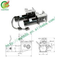 INVACARE/ DYNAMICS motor power wheelchair motor/brushed motor