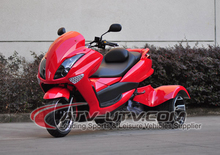 2015 New 3 Wheel Adults Motor Scooters
