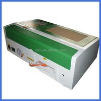 hot cheap 40W Co2 laser engraving machine review