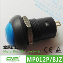 12mm Round Switch / Domed Push Button ( Plastic Available)