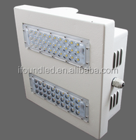 Meanwell 70W gas station led canopy lights
