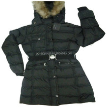 Ladies Quilted Windproof Jackets