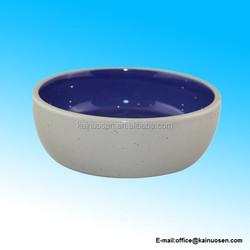 5-Inch Cat Or Reptile Stoneware Dish