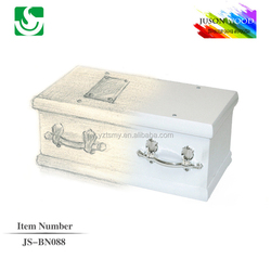 JS-BN088 wholesale pet caskets from alibaba funeral supplier