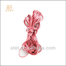popular wholesale festival Nylon Knot Silk Rat Tail Cord Party Decoration party accessory