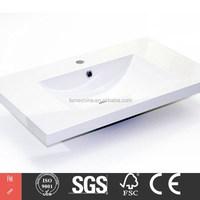 resin wash basin 2014 New model Popular resin wash basin