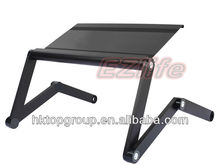 2015 Best Laptop Table 360 Degree Foldable and Multifunctional Used in Bed and Sofa