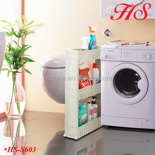 folding bath kitchen laundry room storage organizer. Black Bedroom Furniture Sets. Home Design Ideas