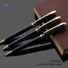 2015 promotional feature metal gift ballpoint pen luxury metal pen