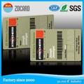 venta al por mayor baratos cr80 tarjeta personalizada de inyección de tinta para imprimir la tarjeta de pvc
