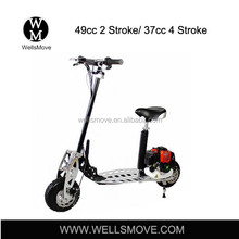 Hot Sale Cheap 49cc Gas Scooter, Folding Gas Scooter Factory
